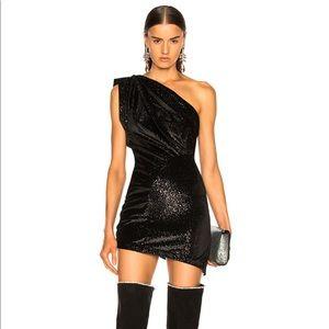 Attico Vera One Shoulder Dress 36